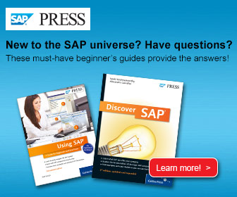 SAP Press Ad