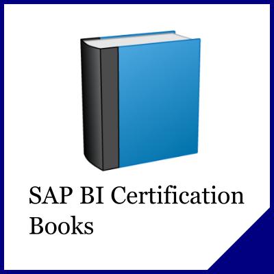 SAP BI Books