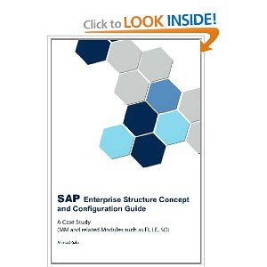 SAP Enterprise Structure Concept and Configuration Guide