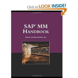 SAP MM Handbook