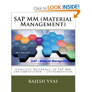 SAP MM (Material Management): Complete Reference to Implementation  Customization