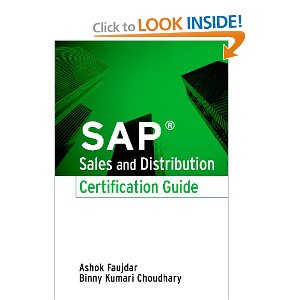 SAP Sales and Distribution Certification Guide