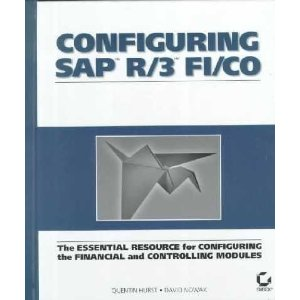Configuring SAP R3 FI-CO