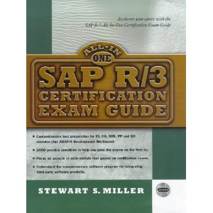 SAP R3 Certification Exam Guide (All in One Certification)