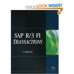 SAP R3 FI Transactions