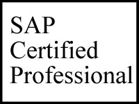how to get sap logo on your resume sap certification and