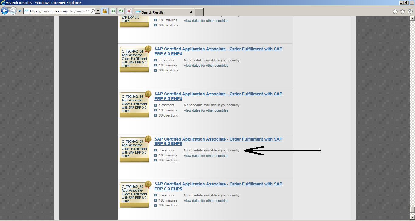 How to Register for SAP Certification: Offline