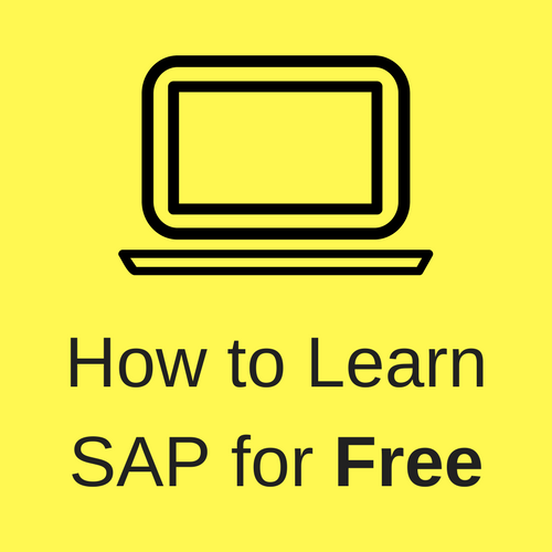 Free SAP Training | openSAP