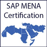 SAP Certification in Middle East and North Africa