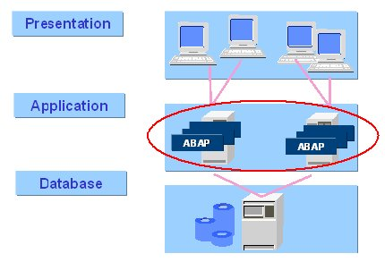 SAP ABAP in Architecture