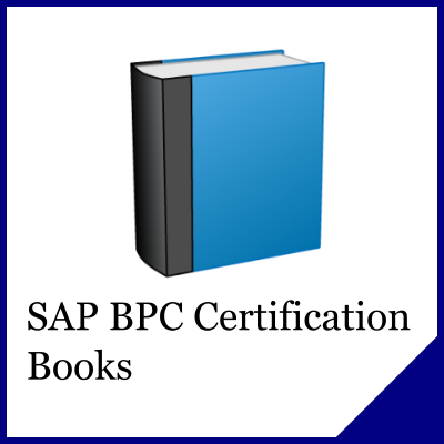 SAP BPC Books