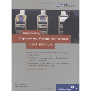 Implementing Employee and Manager Self-Services in SAP ERP HCM