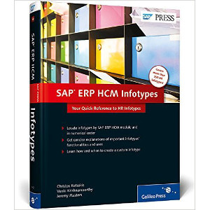 SAP ERP HCM InfoTypes