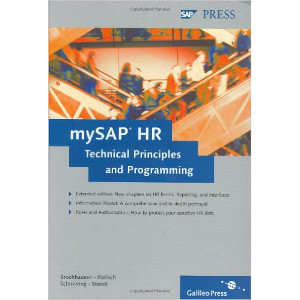 mySAP HR - Technical Principles and Programming