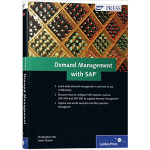 Demand Management with SAP SAP ERP and SAP APO