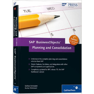 SAP BusinessObjects Planning and Consolidation