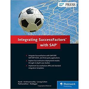 Integrating SuccessFactors with SAP