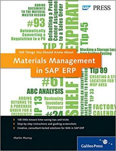 Materials Management in SAP ERP