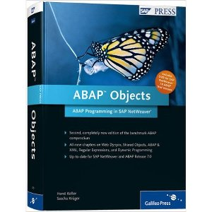 ABAP Objects - ABAP Programming in SAP NetWeaver