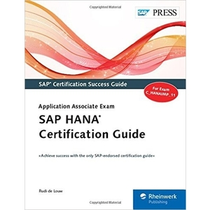 SAP HANA Certification Guide - SAP HANA Books