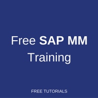 free sap mm training