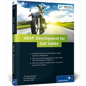 ABAP Development for SAP HANA - SAP HANA Books