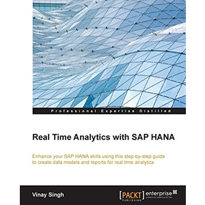 Real Time Analytics with SAP HANA - SAP HANA Books