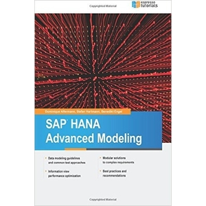SAP HANA Advanced Modeling - SAP HANA Books