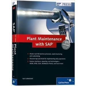 Plant Maintenance with SAP - SAP PN Books