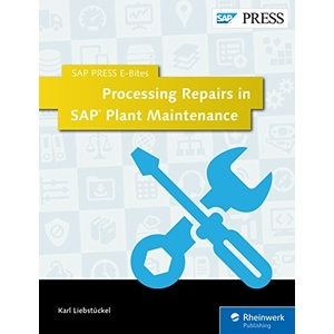 Processing Repairs in SAP Plant Maintenance (SAP PRESS E-Bites Book 9) - SAP PM Books
