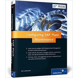 SAP Plant Maintenance (SAP PM) Configuration Guide (SAP PRESS) - SAP PM Books