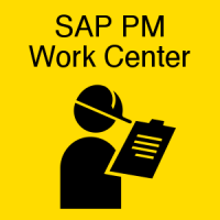 SAP PM Work Center