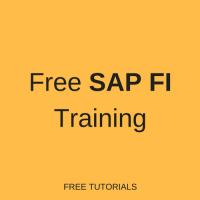 SAP FI Training