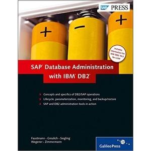 SAP Database Administration with IBM DB2 - SAP BASIS Books