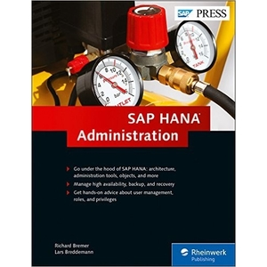 SAP HANA Administration - SAP BASIS Books