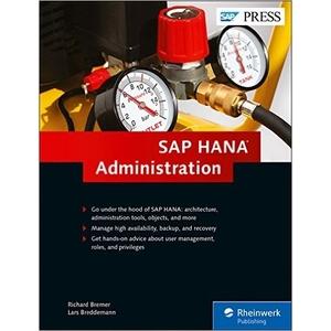 SAP HANA Administration - SAP BASIS Books