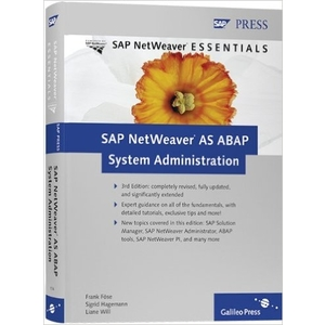 SAP NetWeaver AS ABAP System Administration - SAP BASIS Books