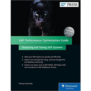 SAP Performance Optimization Guide: Analyzing and Tuning SAP Systems - SAP BASIS Books