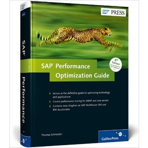 SAP Performance Optimization Guide - SAP BASIS Books