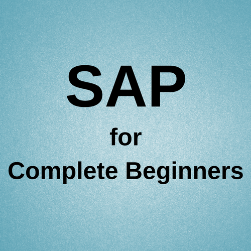 SAP for Beginners: Guide to Pursue SAP Career