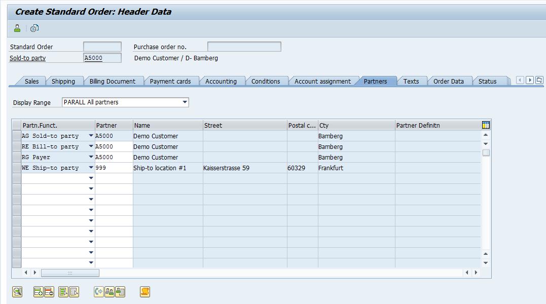 How to Create SAP SD Sales Order - ERProof