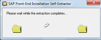 SAP GUI Patch Self-Extractor