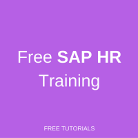 sap hr training