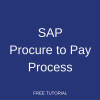 SAP Procure to Pay Process - Free SAP MM Training