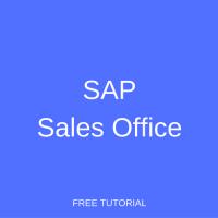 sap sales office