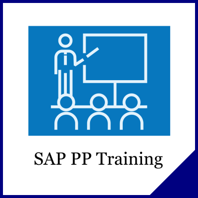 SAP PP Training