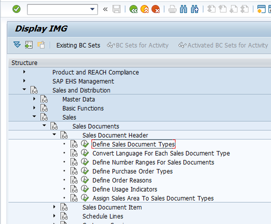 SAP SD Sales Document Types - Free SAP SD Training