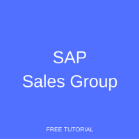 SAP Sales Group