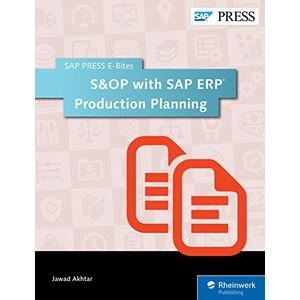 S&OP with SAP ERP Production Planning - SAP PP Books