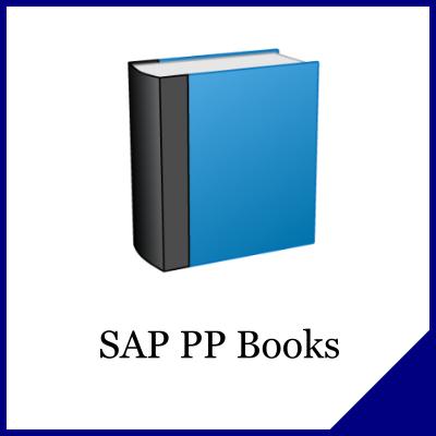 SAP PP Books
